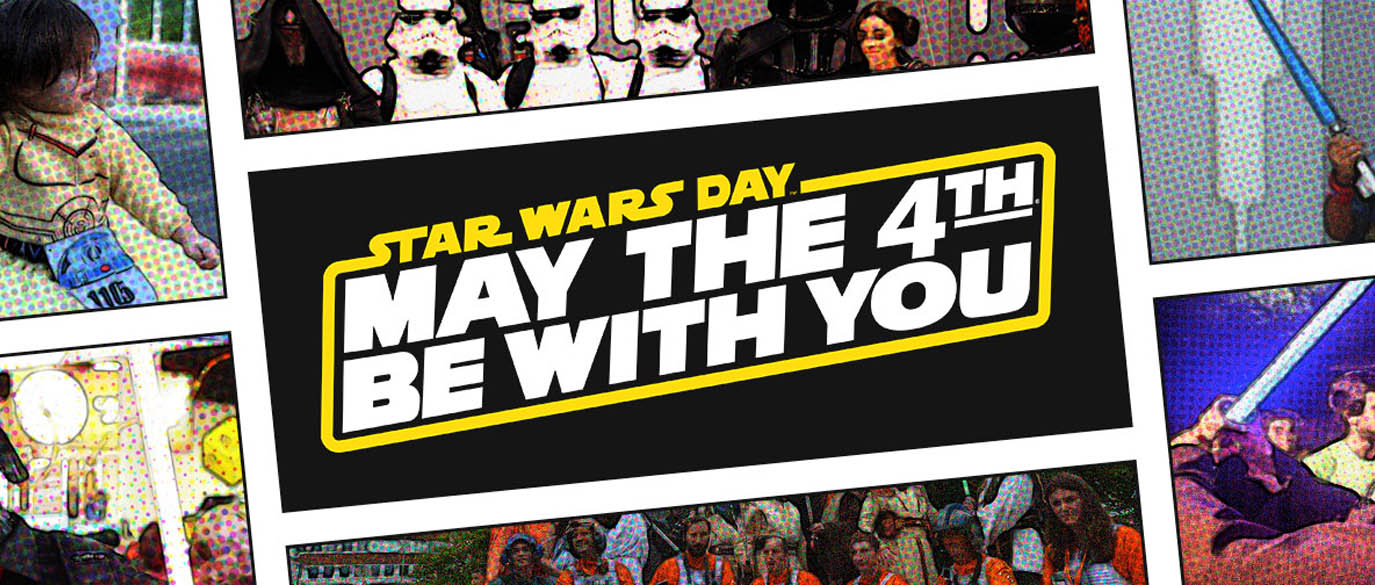Star Wars Day Fourth May