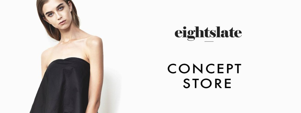 eightslate pop up store