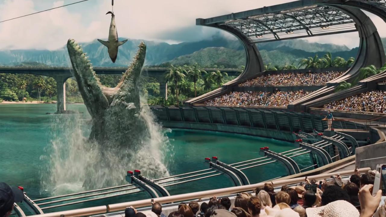 Jurassic World Things You Need To Know Teenage Magazine