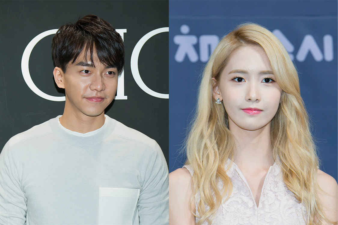 Yoona and lee seung gi confirmed dating sim