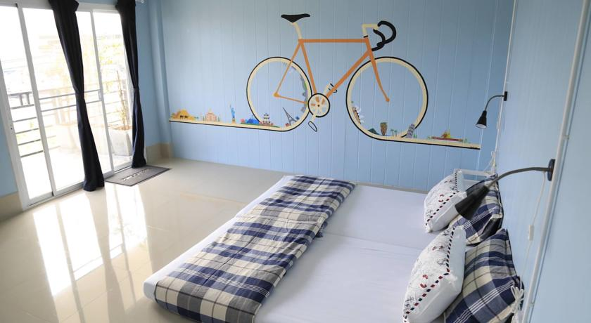 Bike Cycle Hostel Phang Nga