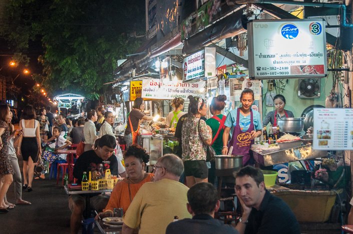 Cheap Delicious Food At Bangkok Soi 38
