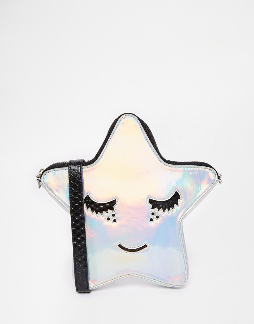Skinnydip Star Across Body Bag