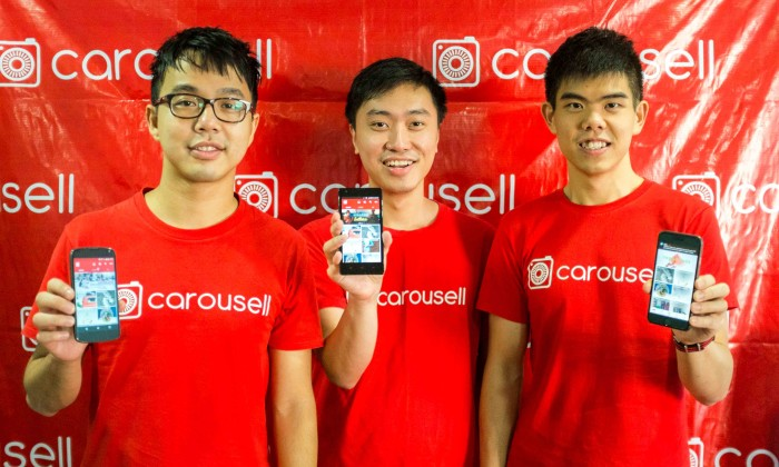 Carousell-Founders