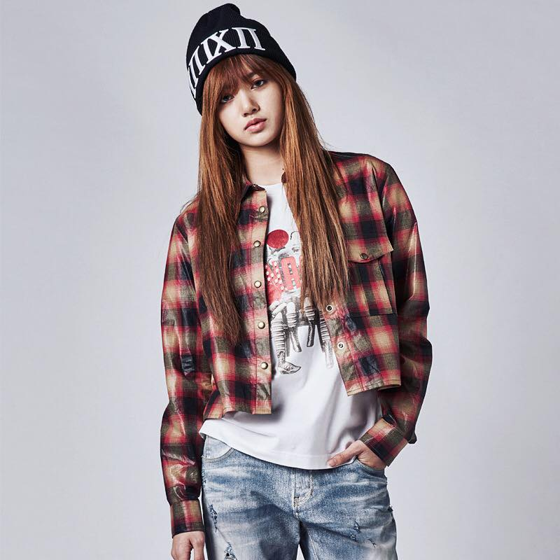 Blackpink Lisa Nonagon