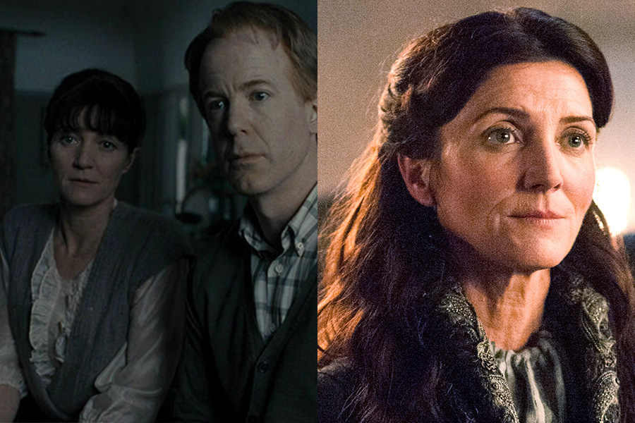 Game of Thrones Catelyn Stark Harry Potter Hermione Mother
