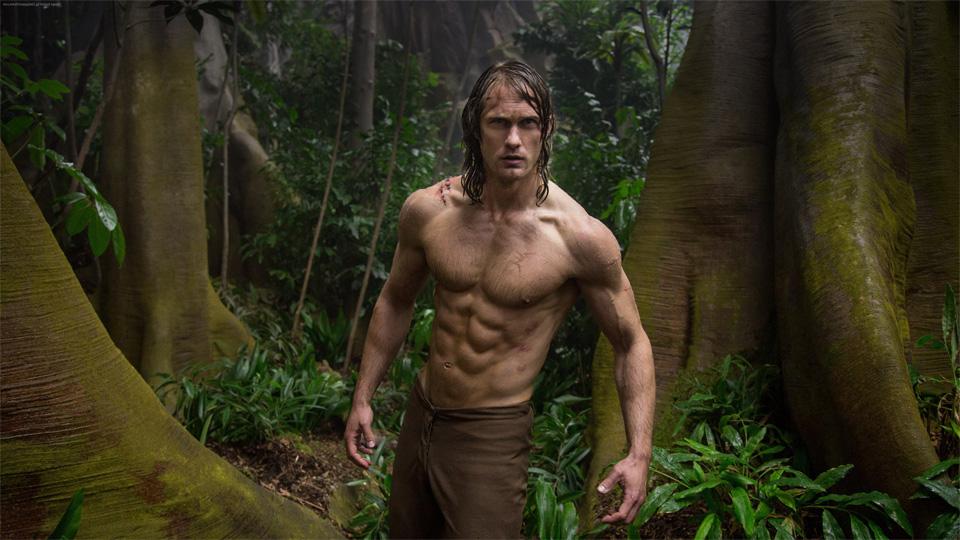 Tarzan Alexander Skarsgard