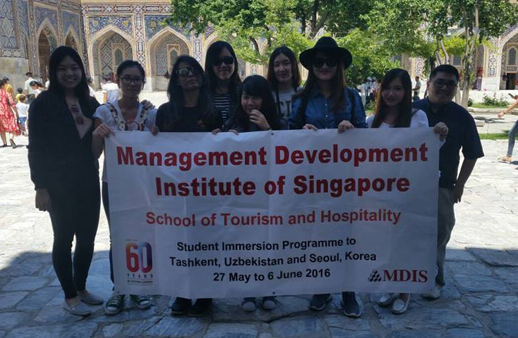 MDIS At Registan