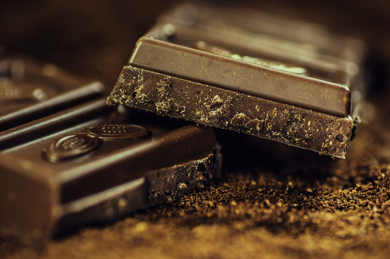 Best Food for Good Skin Chocolate