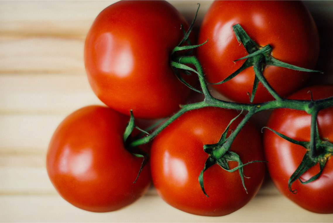 Best Food for Good Skin Tomato