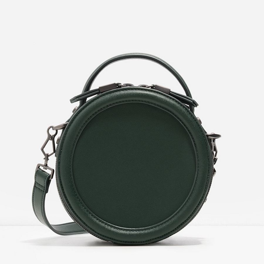 Charles Keith Round Crossbody Bag
