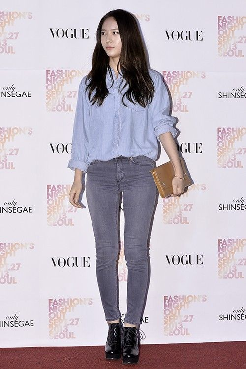 Krystal Jung Fashion 5