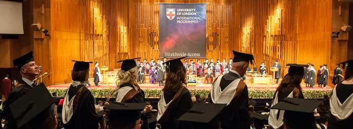 University of London Graduation