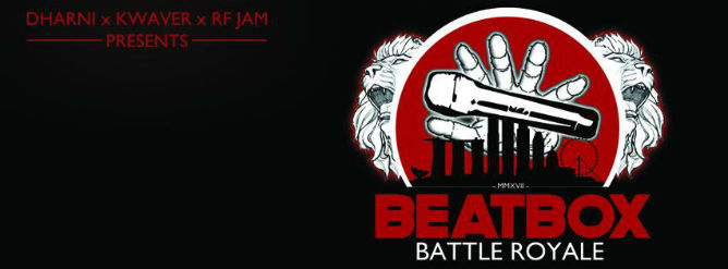 Beatbox Battle Royale 2017