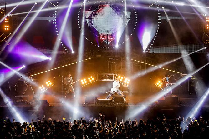 FT Island SG Concert 2017 2
