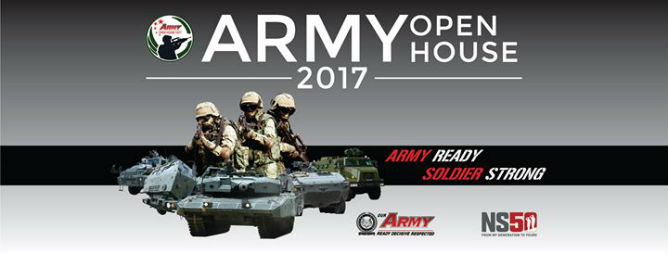 Army Open House 2017