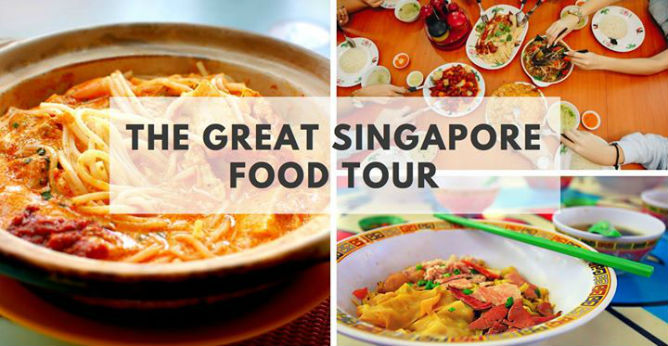 great singapore food tour