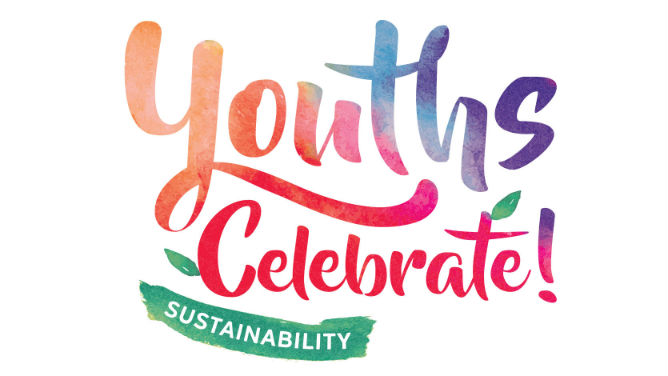 youths celebrate sustainability
