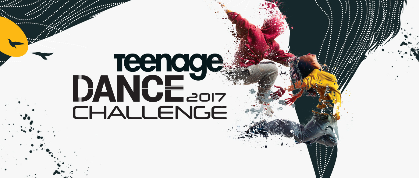 Teenage Dance Challenge 2017