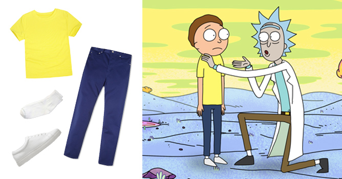 Morty-Halloween-Outfit