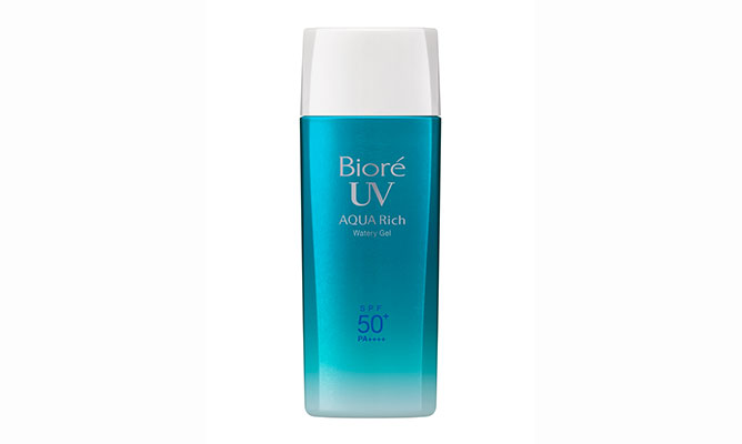 NEW-Biore-UV-Aqua-Rich-Watery-Gel
