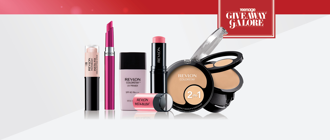 Teenage-Featured-GiveawayGalore-Revlon Color Cosmetics