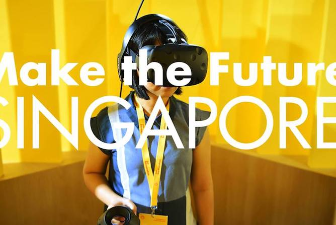 Make the Future Singapore