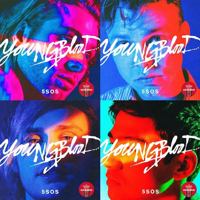 5 Seconds Of Summer Introduces A Rockin New Sound In Youngblood