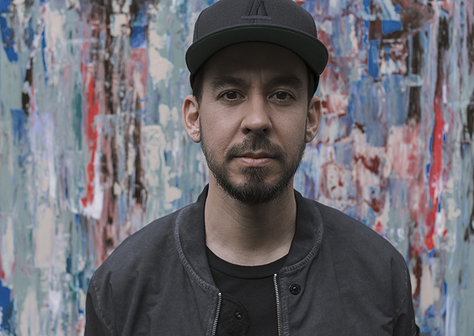Mike Shinoda Post Traumatic Tour