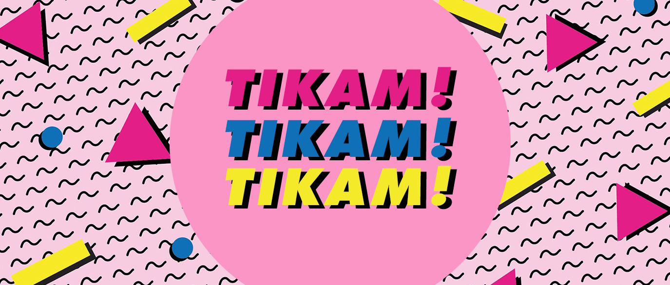 Teenage Magazine Tikam August