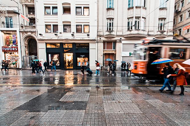 Europe shopping