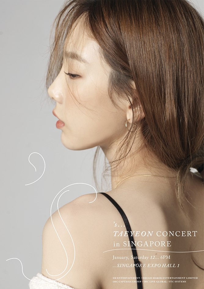 Taeyeon Concert in Singapore 2019