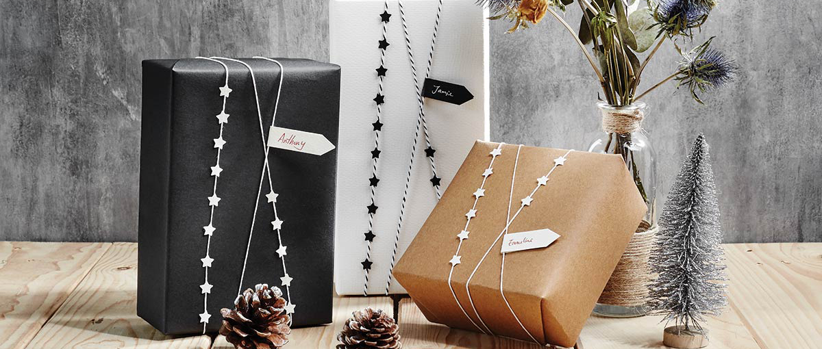 6 Creative Ways To Wrap Your Christmas Gifts In Style