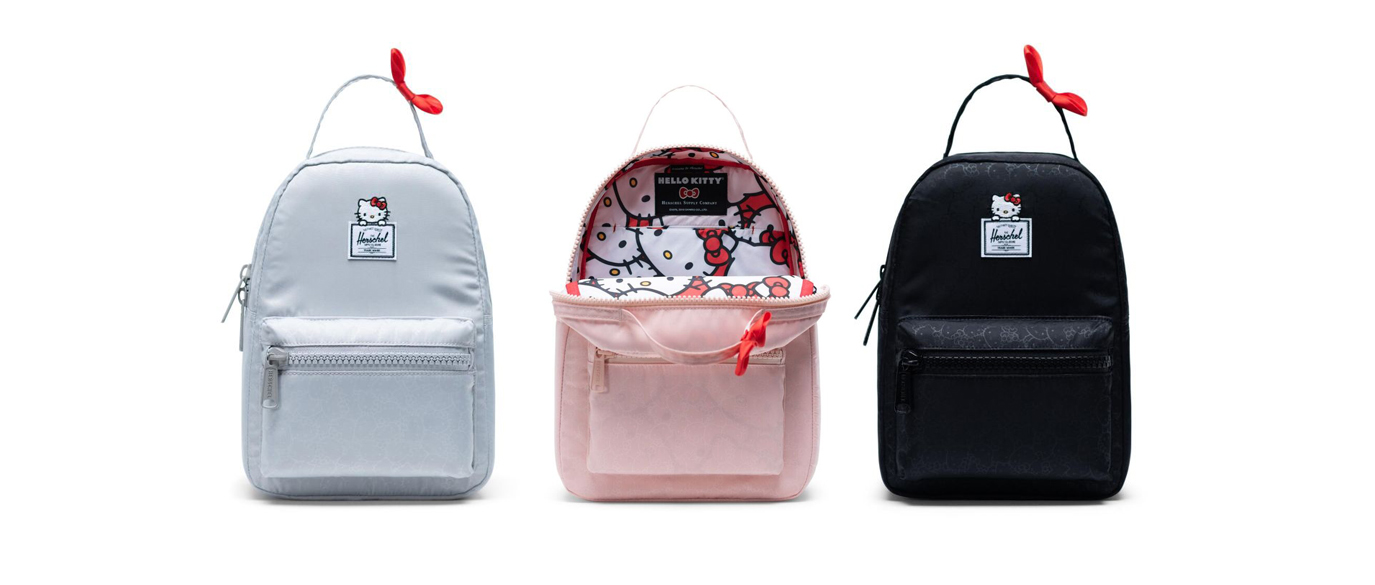 Herschel Supply Hello Kitty Collection